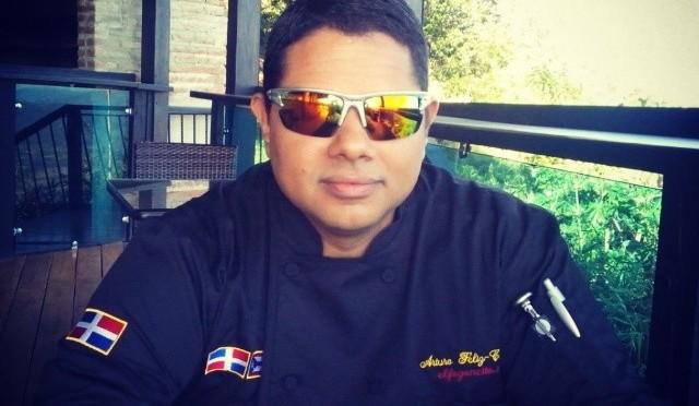 Chef Arturo Feliz-Camilo