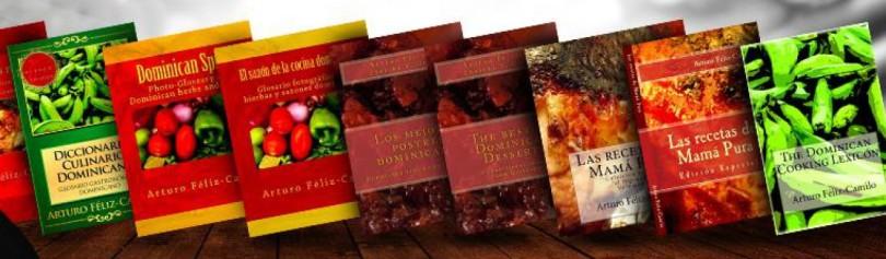 Arturo Feliz- Camilo's books